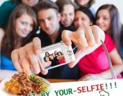 Win it by your-selfie!