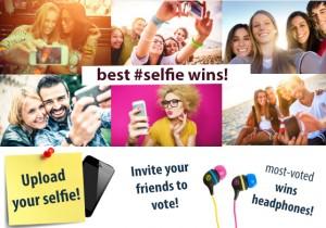 Βγαλτε μια selfie και κερδίστε!