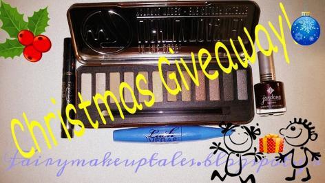 Διαγωνισμός με δώρο 4 υπέροχα προϊόντα μακιγιάζ
