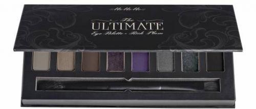 Διαγωνισμός για μια 8πλή παλέτα σκουρόχρωμων σκιών με πινέλο MeMeMe Cosmetics