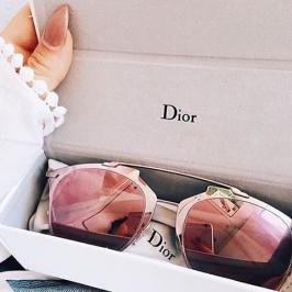 Διαγωνισμός για 1 ζευγάρι Dior Sunglasses σε αποχρωση του ροζ