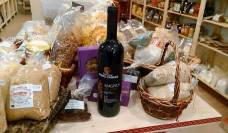 Διαγωνισμός για μπουκάλια βιολογικό κρασί Magnus Baccata