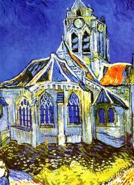 Διαγωνισμός με δώρο ένα puzzle με την Εκκλησία στην Auvers