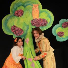 """Διαγωνισμός με δώρο προσκλήσεις παιδική παράσταση του Ε. Τριβιζά """"Ο Πόλεμος της Κουτσουλιάς"""""""