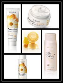 Διαγωνισμός για 1 Tender care balm μελι, 1 Κρεμοντους μελι-γαλα, 1 Καθαριστικο με χαμομηλι, 1 Τονωτικη λοσιον με χαμομηλι, 1 Kρεμα προσωπου με χαμομηλι