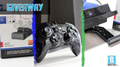 Διαγωνισμός για gaming Περιφερειακά για PS4 και Xbox One