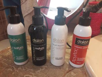 Διαγωνισμός με δώρο 4 μάσκες Dalon Cosmetics