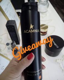 Διαγωνισμός με δώρο 2 αφρόλουτρα Acamnia