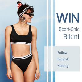 Διαγωνισμός με δώρο ένα Sport Chic Bikini