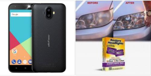Διαγωνισμός με δώρο ένα ULEFONE Smartphone S7 5
