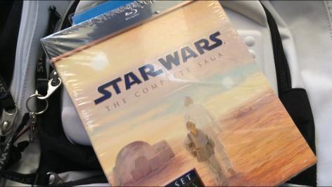 Διαγωνισμός με δώρο τις 6 ταινίες του Star Wars σε ένα συλλεκτικό Blu-ray Bundle