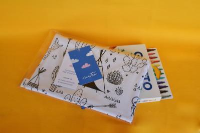 Διαγωνισμός με δώρο χειροποίητα προϊόντα colour me και personilized μπρελόκ