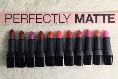 Διαγωνισμός για 1 κραγιον Avon True Perfectly matte