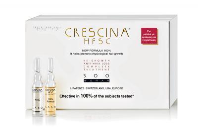 Διαγωνισμός για 6 προϊόντα Crescina Ανάπτυξη