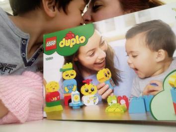 Διαγωνισμός για δεκαπέντε σετ LEGO® DUPLO®
