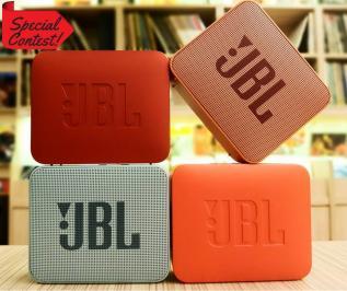 Διαγωνισμός για ένα JBL GO2 Bluetooth Speaker