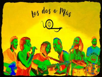 Διαγωνισμός για τρεις διπλές προσκλήσεις για το live με τους Los Dos o Más στο Faust