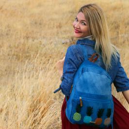 Διαγωνισμός με δώρο ένα Backpack από την σειρά της FullahSugah