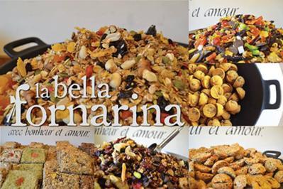Διαγωνισμός με δώρο δημητριακά, Cookies, Granola