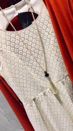 Διαγωνισμός για λευκό φόρεμα από τα Ciao Ciao Women's Fashion κολιέ από τα Ciao Ciao Women's Fashion