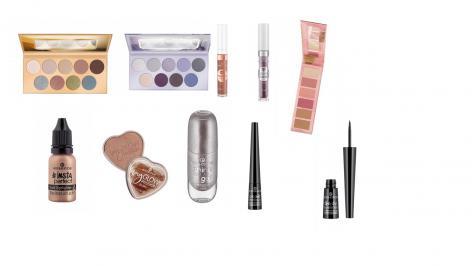 Διαγωνισμός με δώρο 2 σετ των 5 προϊόντων της εταιρείας essence cosmetics