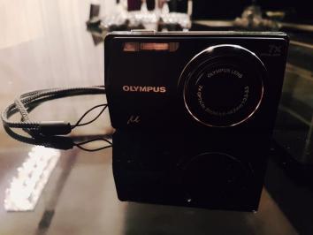 Διαγωνισμός με δώρο μια φωτογραφική μηχανή Olympus MJU