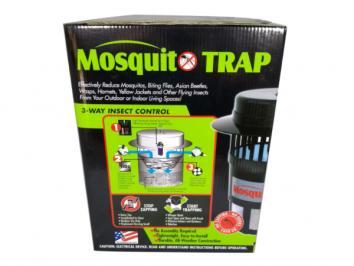 Διαγωνισμός για 1 ηλεκτρική εντομοπαγίδα Triple Trap αξίας 102€ ιδανική για κουνούπια και άλλα έντομα και χώρους ως 100 τ.μ.