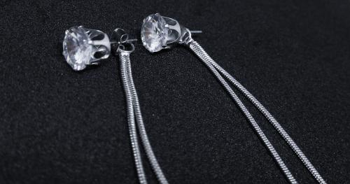 Διαγωνισμός για ένα ζευγάρι κρεμαστά σκουλαρίκια