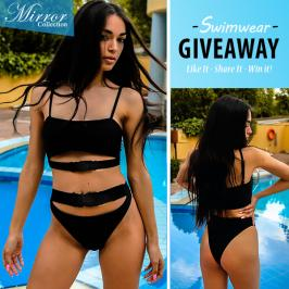 Διαγωνισμός για μαύρο μαγιό bikini στο μέγεθος που επιθυμείτε