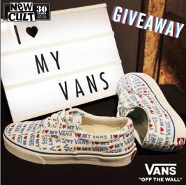 Διαγωνισμός για παπουτσια vans