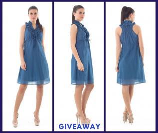 Διαγωνισμός με δώρο μεταξωτό φόρεμα