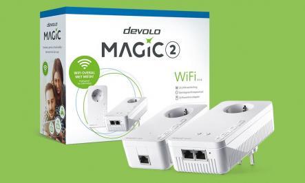Διαγωνισμός για 1 devolo Magic 2 WiFi 2-1-2 Starter Kit