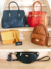 Διαγωνισμός για 5 τσάντες διαφορετικού μεγέθους και χρώματος από την εταιρία Alibi New York