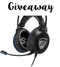 Διαγωνισμός για ακουστικά Sharkoon
