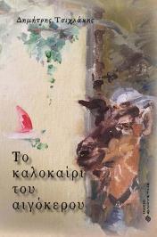 Διαγωνισμός για το μυθιστόρημα Το καλοκαίρι του Αιγόκερου