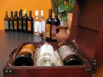 Διαγωνισμός με δώρο δύο κρασιά επώνυμα σε ξύλινη κασετίνα