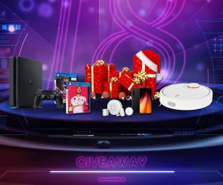 Διαγωνισμός με δώρο κονσόλα PlayStation 4, Games, Redmi Note 8, Mi Robot Vacuum και Mi Smart Home Sensor Set.