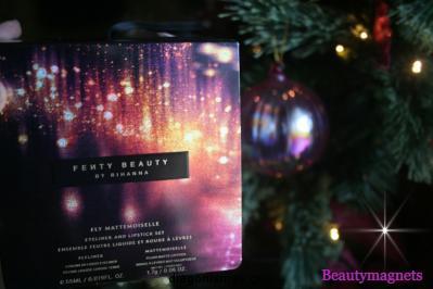 Διαγωνισμός με δώρο limited edition σετάκι FENTY BEAUTY BY RIHANNA