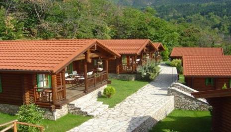 Διαγωνισμός για 3 ημέρεςγια 2 Άτομα, στο Xenios Chalet στην Ορεινή Ναυπακτία, σε δίκλινο δωμάτιο με πρωινό.