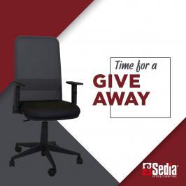 Διαγωνισμός για ένα κάθισμα γραφείου της σειράς #HERB