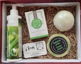 Διαγωνισμός με δώρο gift box με προϊόντα περιποίησης