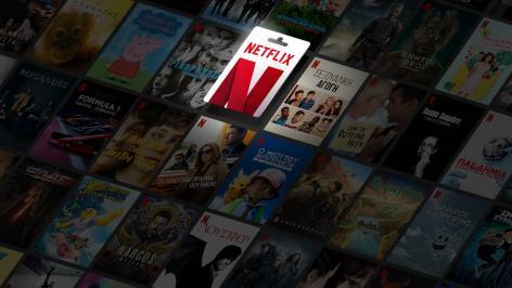 Διαγωνισμός με δώρο 2 προπληρωμένες δωροκάρτες Netflix αξίας 15€ η κάθε μια