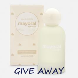 Διαγωνισμός με δώρο 1 Mayoral άρωμα newborn αξίας 17€