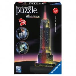 Διαγωνισμός με δώρο δύο 3D Puzzle Night Edition (216 τεμ.) Empire State Building