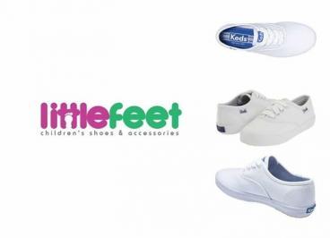 Διαγωνισμός με δώρο ένα ζευγάρι λευκά παιδικα παπούτσια Νο 28-38