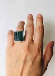 Διαγωνισμός με δώρο ένα μοναδικό και συλλεκτικό κομμάτι -δαχτυλίδι- από μητρική πλακέτα υπολογιστή, την καρδιά της τεχνολογίας.