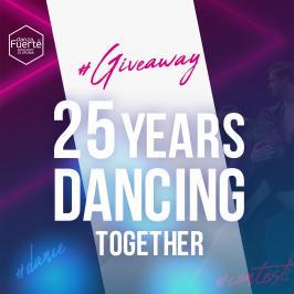 Διαγωνισμός με δώρο 3 συνδρομές χορού
