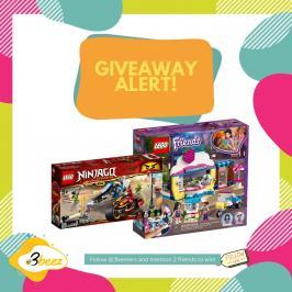 Διαγωνισμός με δώρο 2 παιχνίδια LEGO