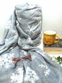 Διαγωνισμός για μια διπλή χειμωνιάτικη κουβέρτα αξίας 30 ευρώ!