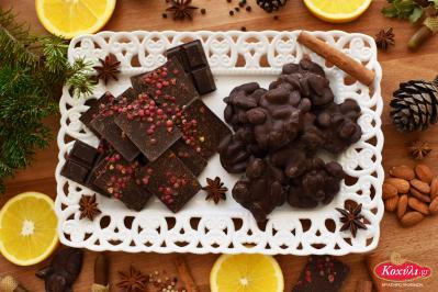 Διαγωνισμός για νόστιμα και απολαυστικά δώρα σε 1 νικητή/ια από την Κοχύλι Σοκολατοποιία - Koxyli Chocolate Lab
